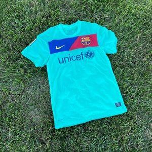 Nike men's adult soccer mlb unicef fcb Barcelona s